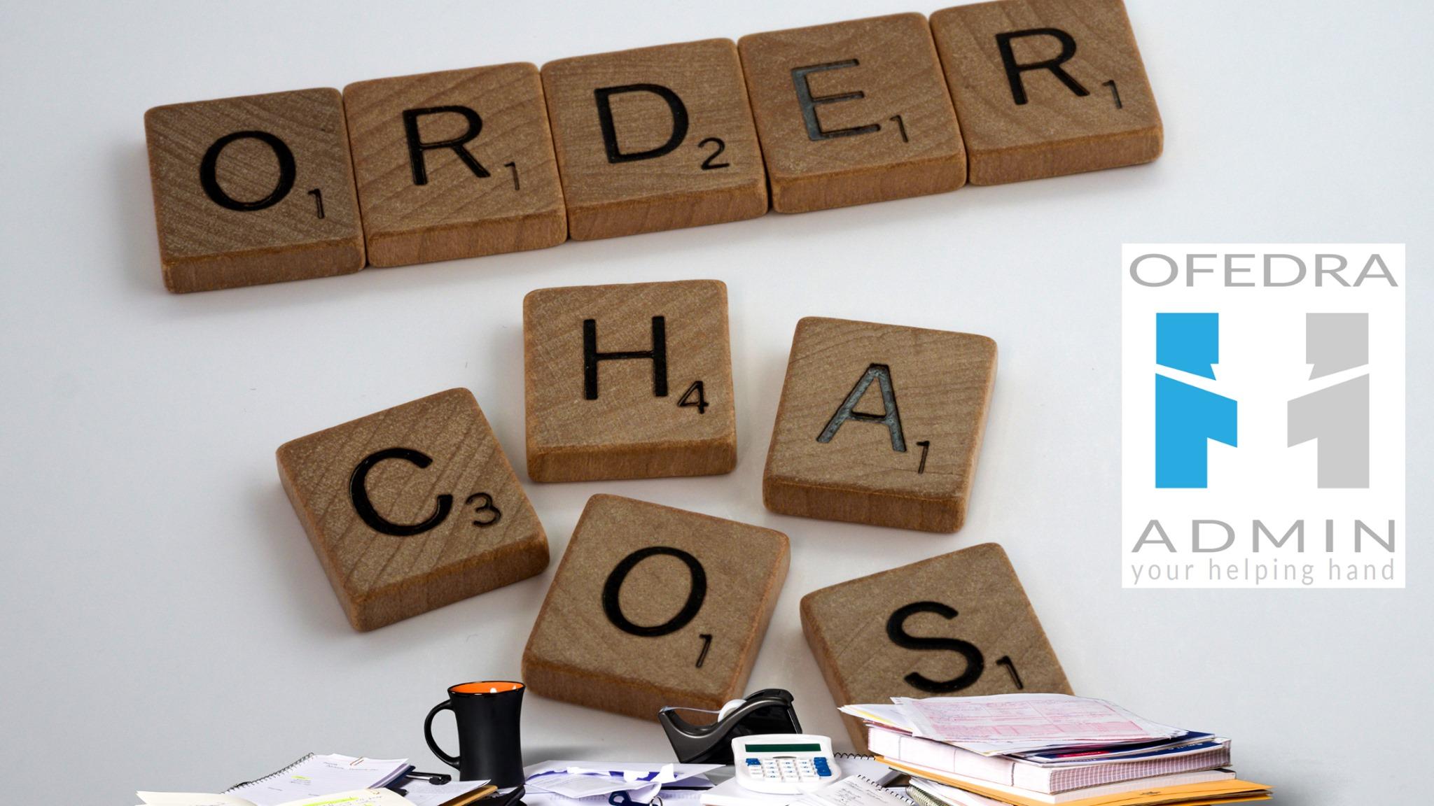 5 Tips om orde te creeren waar administratieve chaos heerst